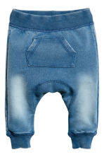 Joggers - Blue washed out - Kids | H&M CN 1
