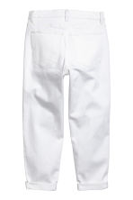 Relaxed jeans - White denim - Men | H&M CN 3