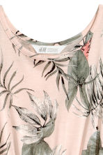 Jersey dress - Powder pink/Pattern - Kids | H&M CA 3