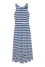 Jersey dress - Dark blue/Striped - Kids | H&M 2