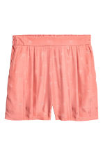Jacquardgeweven short - Roze - DAMES | H&M NL 2