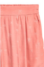 Jacquardgeweven short - Roze - DAMES | H&M NL 3