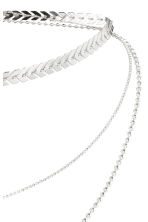 Three-strand necklace - Silver - Ladies | H&M 2