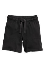 2-pack jersey shorts - Grey marl - Kids | H&M 3