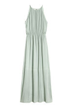 Maxi dress - Mint green - Ladies | H&M CN 2