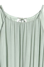 Maxi dress - Mint green - Ladies | H&M CN 4