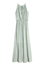 Maxi dress - Mint green - Ladies | H&M CN 3