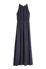 Maxi dress - Dark blue - Ladies | H&M 2