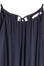 Maxi dress - Dark blue - Ladies | H&M 3