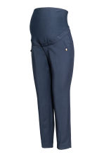 MAMA Cigarette trousers - Dark blue - Ladies | H&M 2