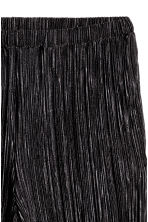 Pleated trousers - Black - Ladies | H&M 3