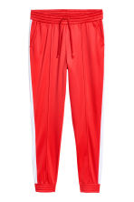 Joggers in acetato - Rosso - DONNA | H&M IT 2