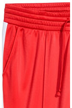 Joggers in acetato - Rosso - DONNA | H&M IT 3