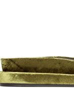 Slides - Khaki green - Ladies | H&M 4