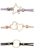 3-pack chokers - Multicoloured - Ladies | H&M 2