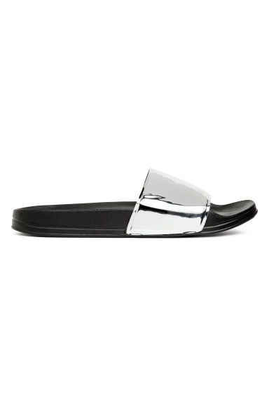 Pool shoes - Silver - Men | H&M 1