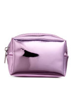 Mini pouch - Pink/Metallic - Ladies | H&M IE 1