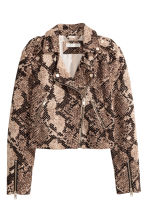 Jacket - Light brown - Ladies | H&M 2