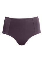 Bikini bottoms High waist - Plum - Ladies | H&M 2