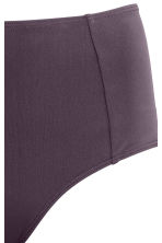 Bikini bottoms High waist - Plum - Ladies | H&M 3