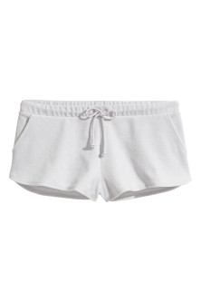 Short court en velours