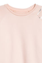 Sports top - Powder pink -  | H&M CA 4