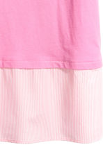 Short-sleeved top - Pink - Ladies | H&M 3