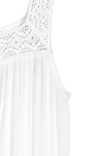 Maxi dress - White - Ladies | H&M 3