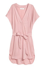 V-neck dress - Light pink - Ladies | H&M 2