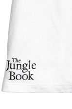 Set van 2 T-shirts - Wit/The Jungle Book - KINDEREN | H&M NL 4