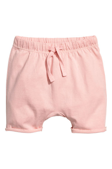 Jersey shorts - Light pink - Kids | H&M 1