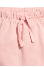 Jersey shorts - Light pink - Kids | H&M 2