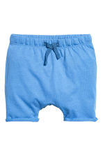 Jersey shorts - Blue - Kids | H&M 1