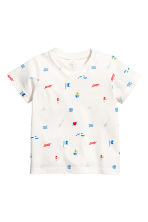 3-pack T-shirts - Dark blue/Anchor -  | H&M 2