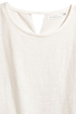 Top ample - Blanc - FEMME | H&M CH 3