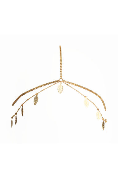 Hair decoration - Gold - Ladies | H&M 1