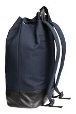 Backpack - Dark blue - Men | H&M CN 2