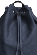 Backpack - Dark blue - Men | H&M CN 3