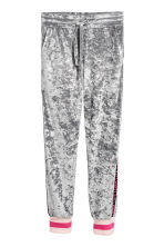 Joggers - Grey - Ladies | H&M CA 2