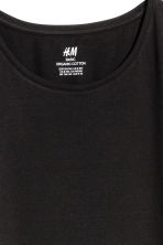 T-shirt dress - Black - Kids | H&M 3
