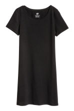 T-shirt dress - Black - Kids | H&M 2