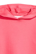Hooded top - Coral pink - Kids | H&M 3