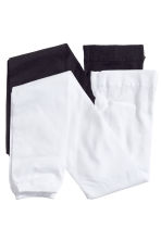 2-pack microfibre leggings - Black - Kids | H&M 1