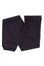 2-pack microfibre leggings - Black - Kids | H&M 2