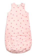 Sleeping sack - Light pink/Spotted - Kids | H&M 1