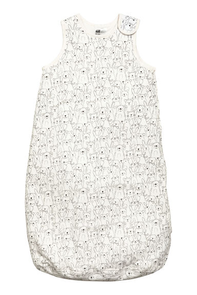 Sleeping sack - Natural white - Kids | H&M CN