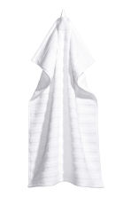Hand towel - White - Home All | H&M CN 1