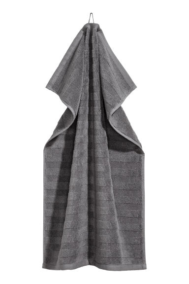 Hand towel - Grey - Home All | H&M CN 1