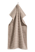 Serviette - Taupe - Home All | H&M FR 1