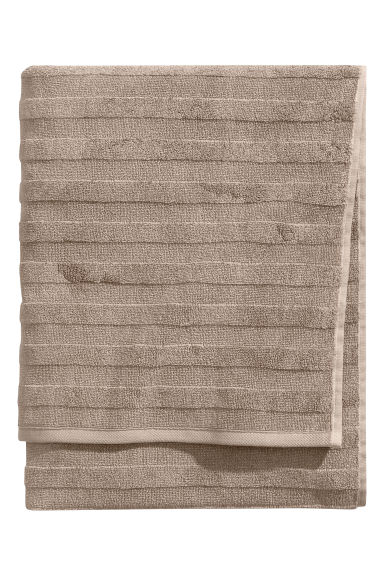 Drap de bain - Taupe - Home All | H&M FR